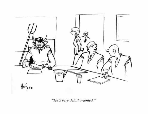 Cartoon Caption Contest #8